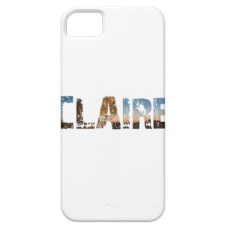 TRENDING CLAIRE NAME DESIGNS CASE FOR THE iPhone 5