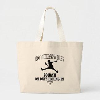 Trending cool Squash designs Large Tote Bag