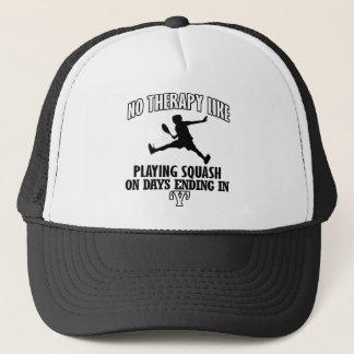 Trending cool Squash designs Trucker Hat