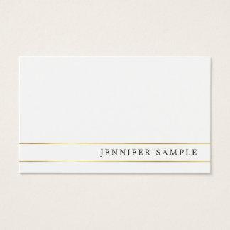 Trending Creative Stylish Professional Modern Business Card