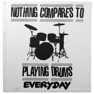 Trending Drummer designs Napkin