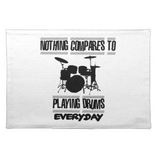 Trending Drummer designs Placemat