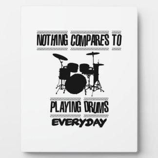 Trending Drummer designs Plaque