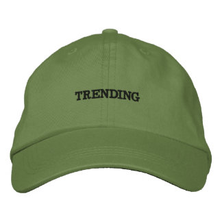 Trending hat, for sale ! embroidered hat