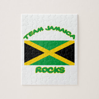 Trending Jamaican DESIGNS Jigsaw Puzzle