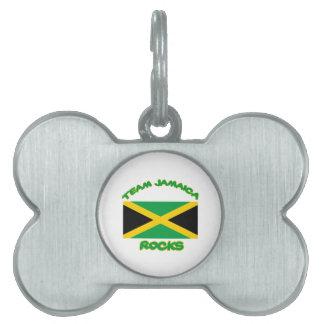 Trending Jamaican DESIGNS Pet Name Tag