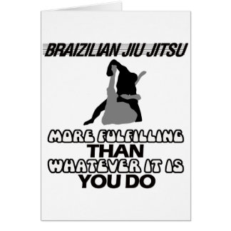 Trending Jiu Jitsu DESIGNS Card