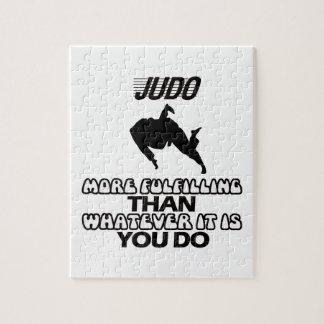Trending Judo DESIGNS Jigsaw Puzzle