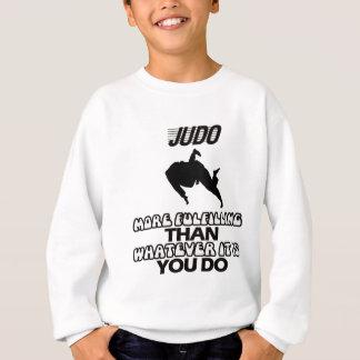 Trending Judo DESIGNS Sweatshirt