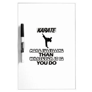 Trending Karate DESIGNS Dry-Erase Whiteboards