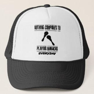 Trending Maracas designs Trucker Hat