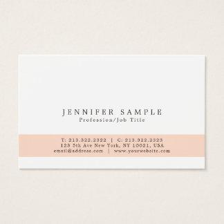 Trending Modern Elegant Professional Simple Design Business Card