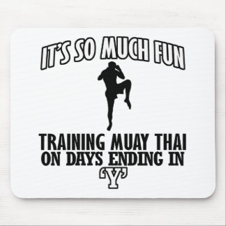 Trending Muay thai designs Mouse Pad
