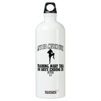 Trending Muay thai designs SIGG Traveller 1.0L Water Bottle