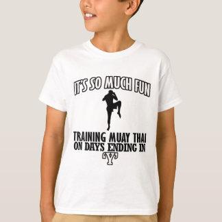 Trending Muay thai designs T-Shirt