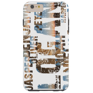 Trending names designs on iPhone 6 case