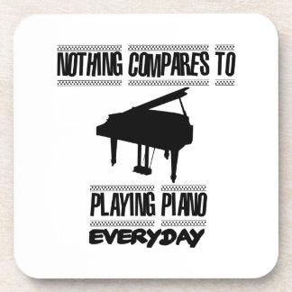 Trending Piano player designs Coaster