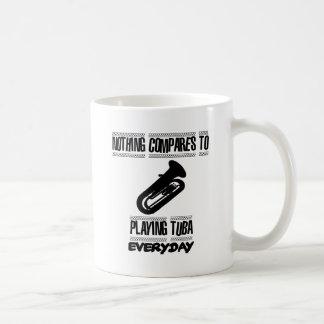 Trending Tuba player designs Coffee Mug