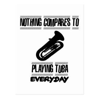 Trending Tuba player designs Postcard