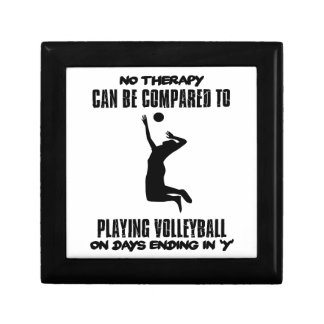 Trending Volleyball designs Gift Box