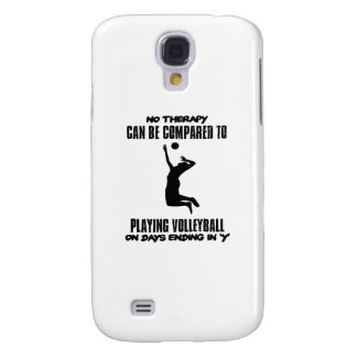 Trending Volleyball designs Samsung Galaxy S4 Covers
