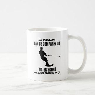 Trending Water skiing designs Coffee Mug