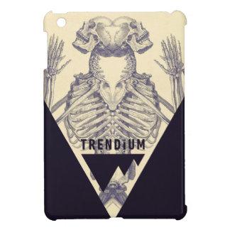 Trendium Vintage Symmetrical Skeleton Triangle iPad Mini Covers
