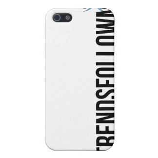 #TrendsFollowMe Twitter Trends iPhone Case iPhone 5/5S Covers