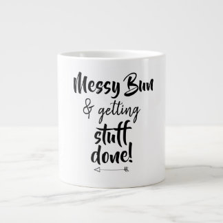 Trendy and Cute Quote Coffee Mug by Lili Rosie