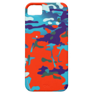 Trendy and Stylish Camoflauge Pattern Iphone Case