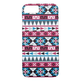 Trendy Aztec Geometric Pattern iPhone 8/7 Case