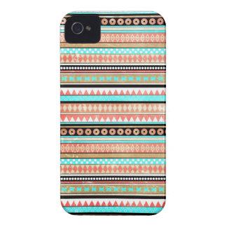 Trendy aztec iPhone 4 Case-Mate case
