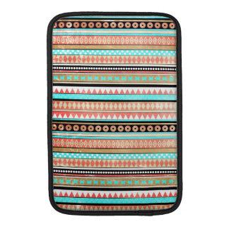 Trendy aztec sleeve for MacBook air