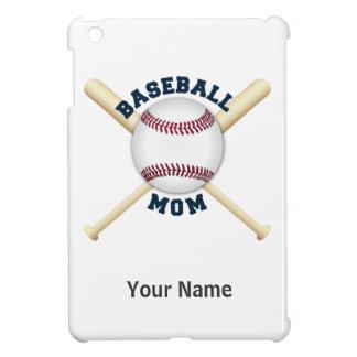 Trendy baseball mom case for the iPad mini