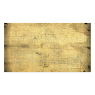 Trendy Blank Vintage Aged Wood Inspired Rustic Pack Of Standard Business Cards