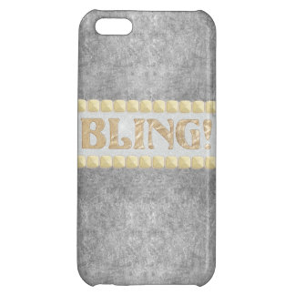 Trendy Bling Design iPhone 5C Cover