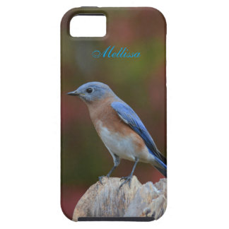 Trendy Bluebird iPhone 5 Case