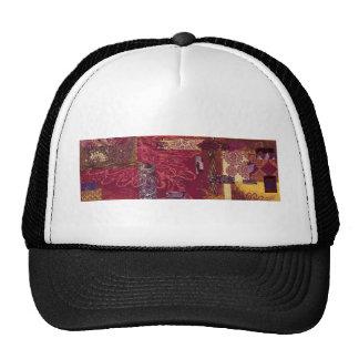 Trendy Boho Design Cap