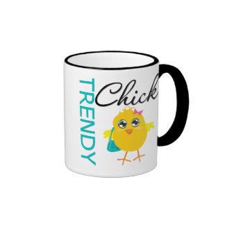 Trendy Chick 1 Mug