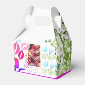Trendy Designer Keep Safe Carton Favour Box