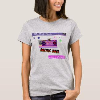 Trendy Designer Leggings T-Shirt