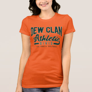 Trendy Dew Clan Athletic Division T-Shirt