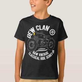 Trendy Dew Clan™ Raw Vintage Series T-Shirt