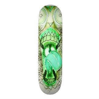 Trendy Evil Neon Madman Element Banger Board 20 Cm Skateboard Deck