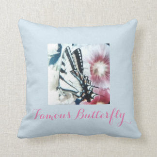 Trendy Famous Butterfly Cushion