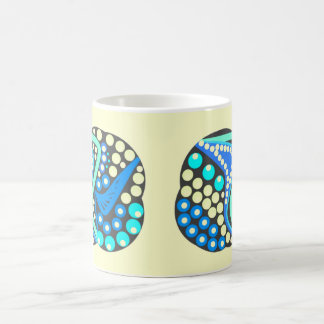 Trendy fashion Abstract. on multiple products Coffee Mug