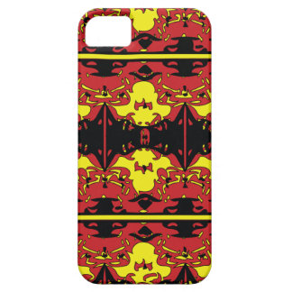 Trendy fire iPhone 5 cover