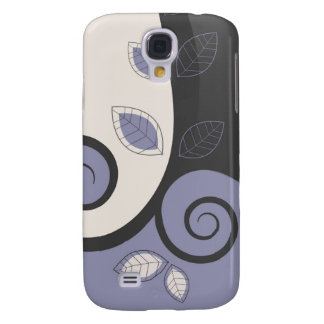 Trendy Floral Decor  Galaxy S4 Covers