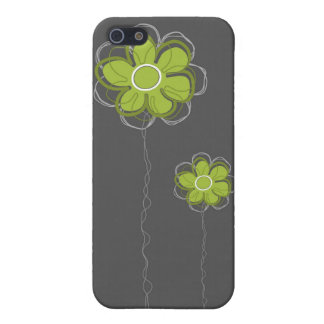 Trendy Floral Decor  iPhone 5/5S Cover