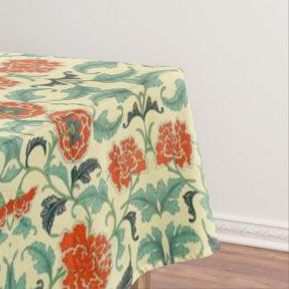 Trendy Floral Design Tablecloth